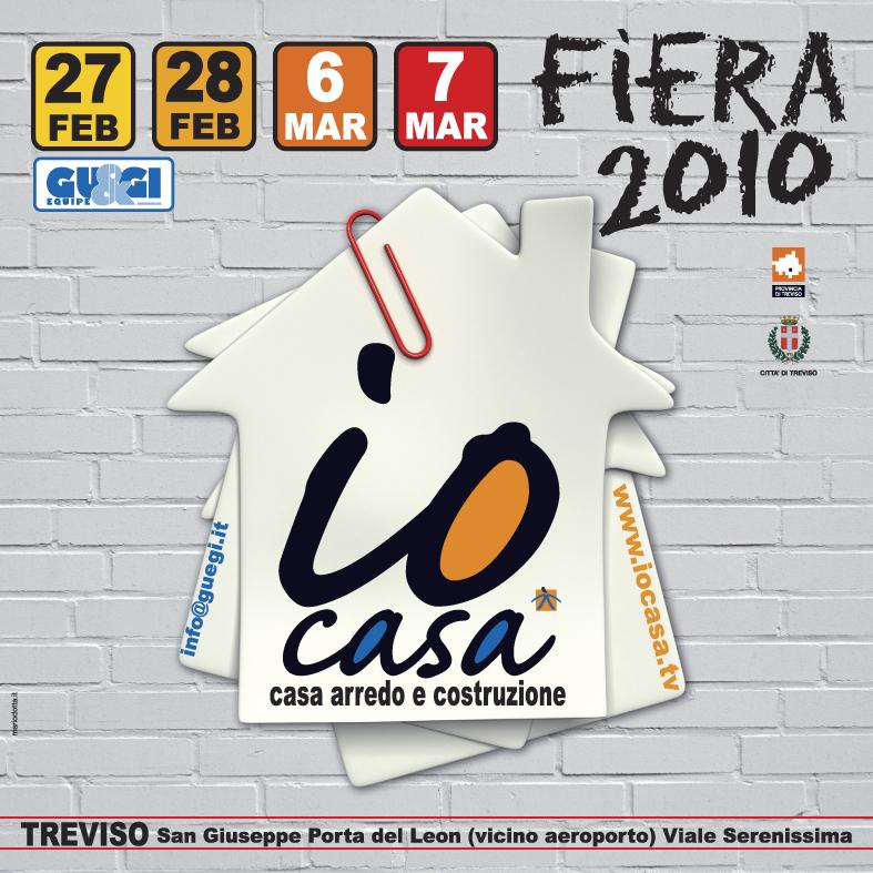 COPERTINA RIVISTA FIERA IO CASA TREVISO 2010